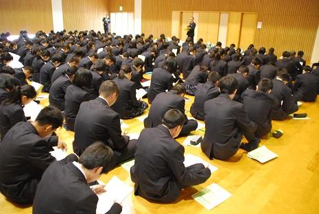 福岡県公立古賀竟成館高等学校画像